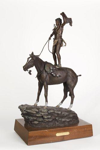 Jim Reno, Comanche Scout, 1991