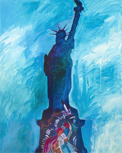 John Nieto, Liberty Celebration, 1986