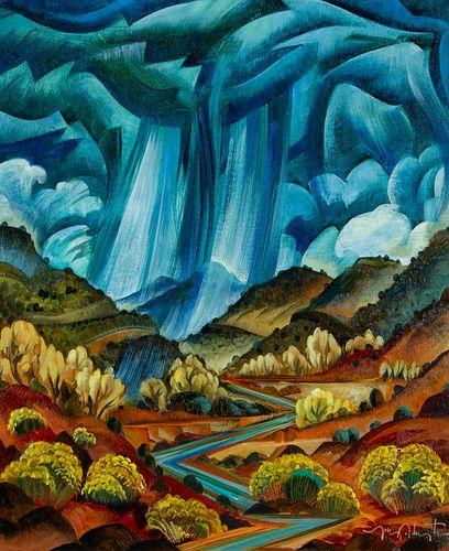 Tony Abeyta, Autumn Rains
