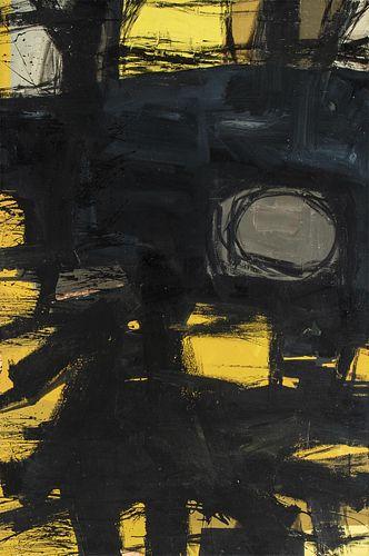 Janet Lippincott, Untitled, 1960
