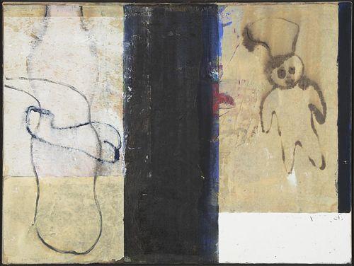Dirk de Bruycker, The Great Longing II, 1990