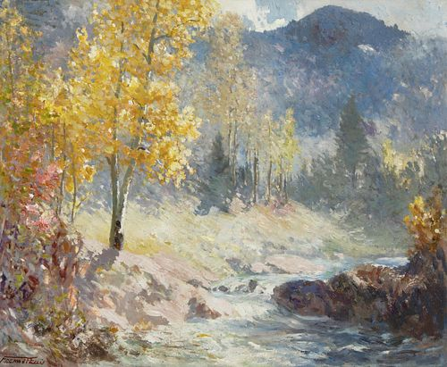 Fremont Ellis, Taos Canyon
