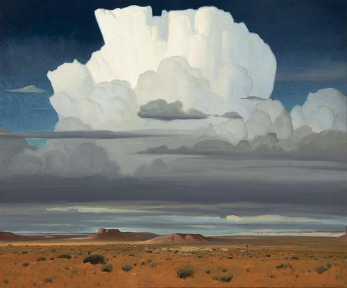 Gerard Curtis Delano, Desert Thunderhead