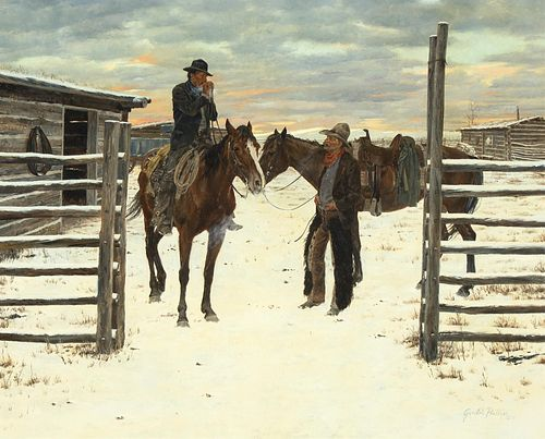 Gordon Phillips, Talk of the Southern Trails, 1973