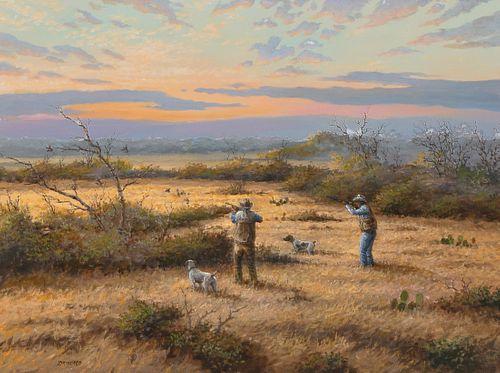 David Drinkard, Hunters