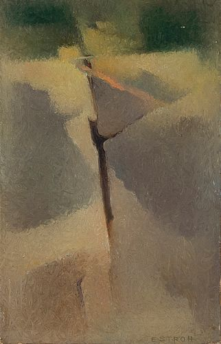 Earl Stroh, Untitled (Abstraction)