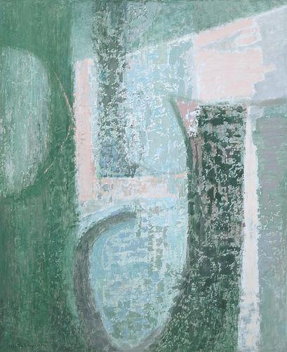 Michio Takayama, Through the Green Veil, 1982