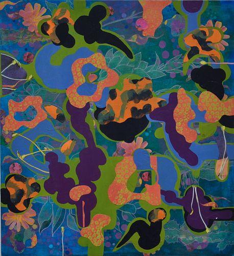 Lori Lorenzo, Ebullience of Spring/Redux