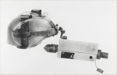 JAMAL D. THORNE, MFA 12 -  NVGs Model: J-OVO-11