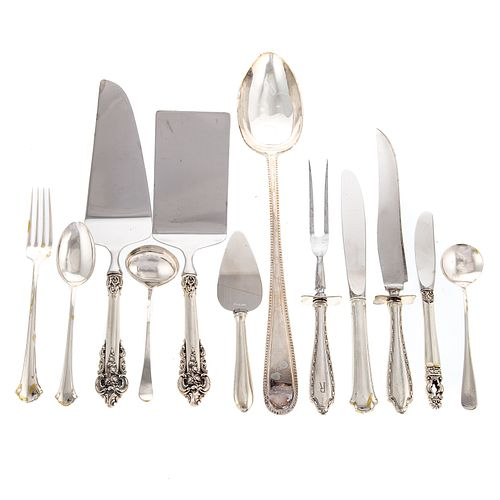 Collection Sterling Flatware & Serving Pieces