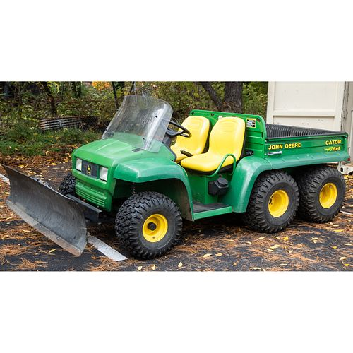 2005 John Deere Gator 6X4 Utility Vehicle