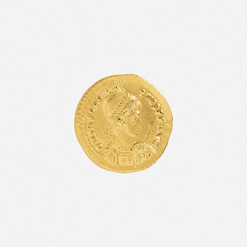 Ancient Roman AV Solidus