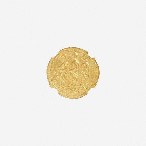 Ancient Greek, Thracian or Scythian, AV Stater