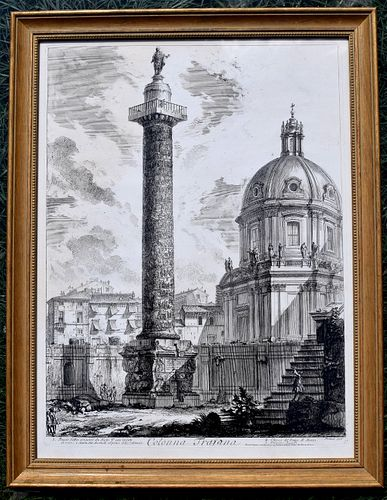 Giovanni B. Piranesi, Trajan's Column