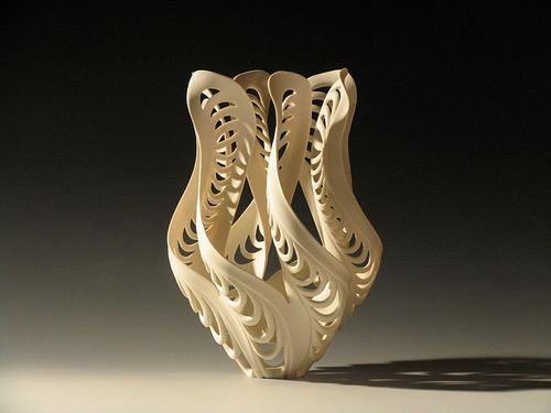 Roly Magritte's Flame Vase