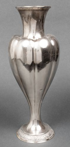 Tiffany & Co. Sterling Silver Vase