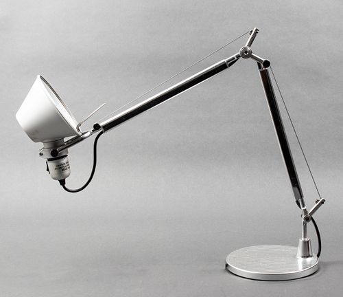 Artemide Tolomeo Aluminum Table Lamp