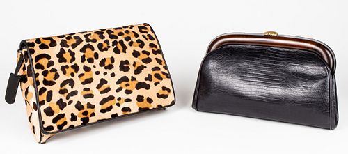 Calvin Klein And Donna Karan Clutches, 2