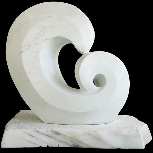 Eric Johnson (Canadian, 1930-2011) Yule Marble