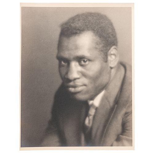Paul Robeson Portrait by James Allen, circa 1938