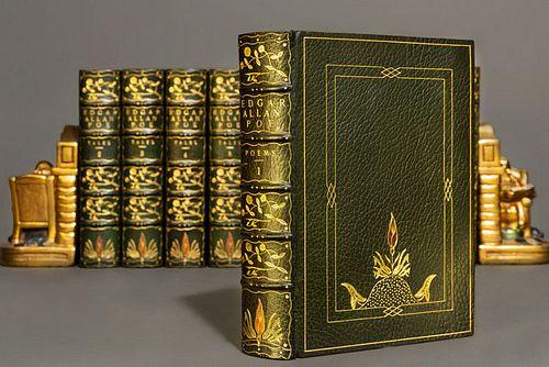 Edgar Allan Poe - The Complete Works - 10 Volumes