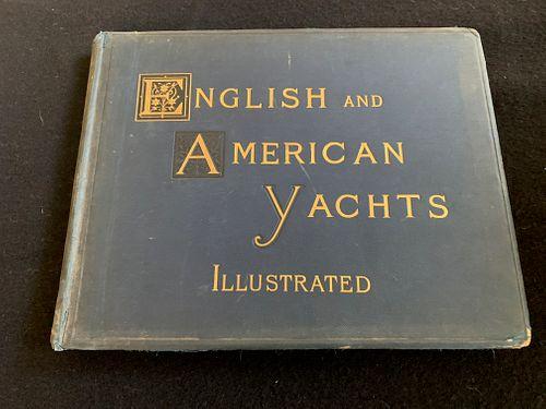 AMERICAN & ENGLISH YACHTS
