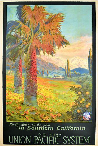Union Pacific Southern California