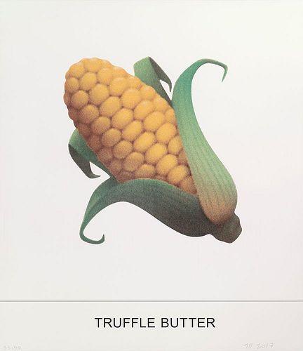 JOHN BALDESSARI, SMFA Medal Award Receipient 2015 - Truffle Butter