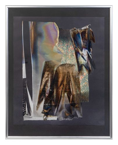 Larry Bell (American, b.. 1939) Untitled, 1989