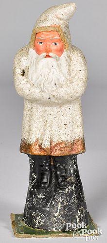Composition Belsnickle Santa Claus