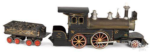 Scarce Jehu Garlick live steam train locomotive