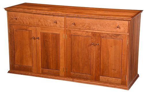 Thomas Moser Figured Cherry Sideboard