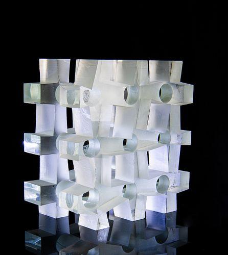 Steven Weinberg, Glass Sculpture 38001