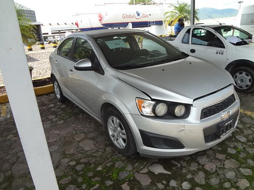 Automovil Chevrolet Sonic 2014
