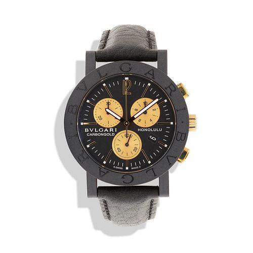 Bulgari, Carbongold watch