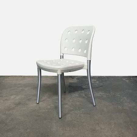 White Minni Sgabello Dining Chair (4 in stock) - $79 each