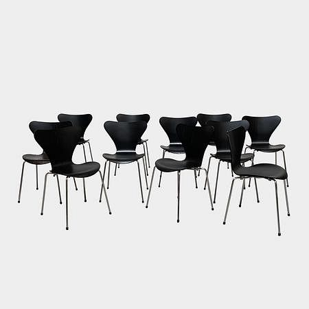 Series 7 Stackable Wood Chair