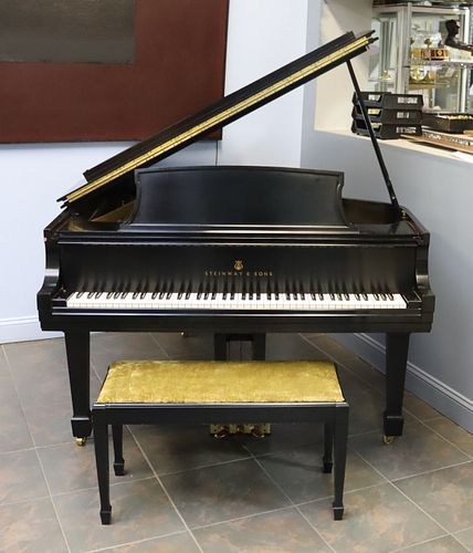 Steinway And Sons Model L Serial #