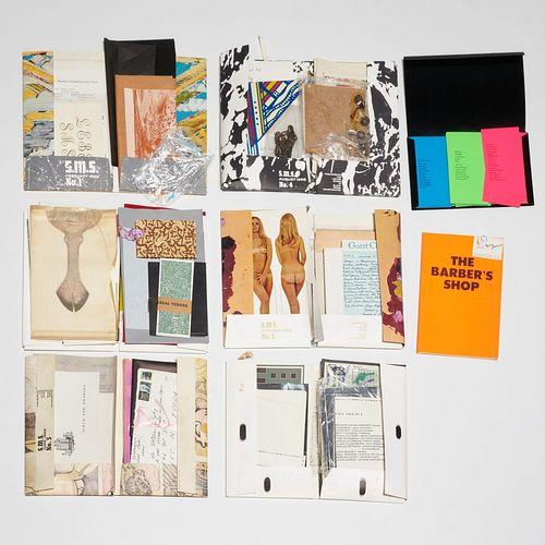 Various artists, S.M.S. portfolios #1-6, 1968