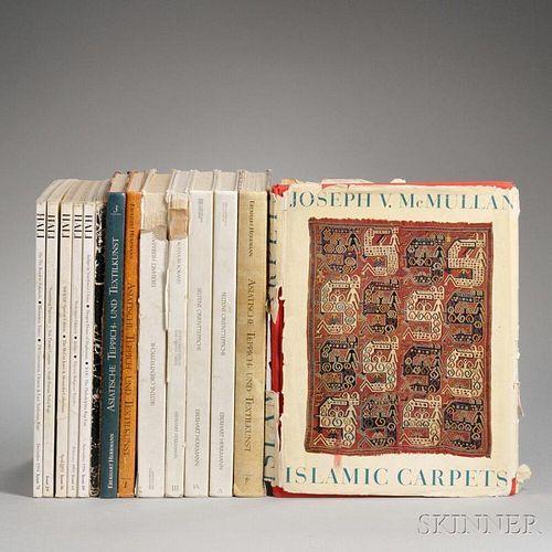 Thirty-nine Rug Books and Magazines