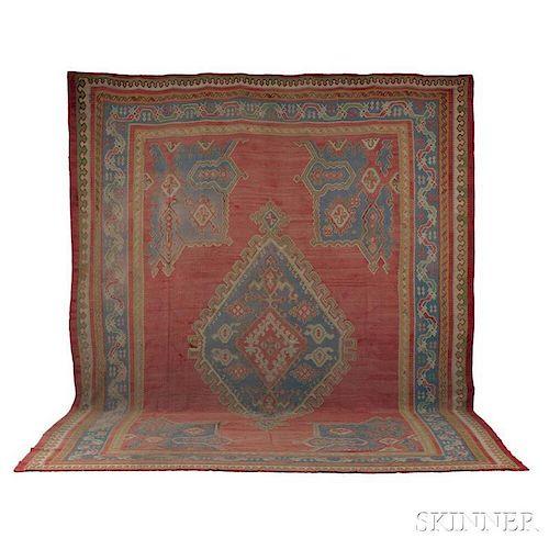 Ushak Kilim Carpet