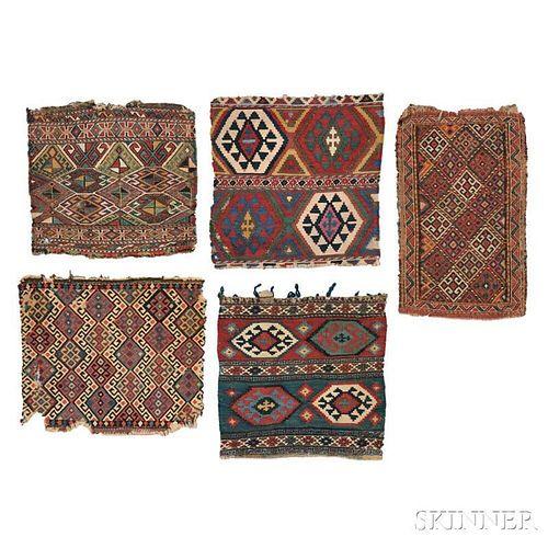 Five Kurdish Bagfaces
