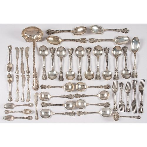 A Group of International Silver Co. Sterling Flatware