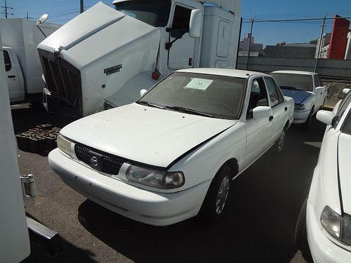 Automovil Nissan Tsuru III 2007