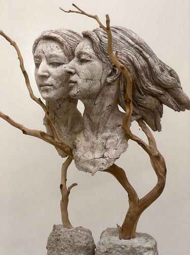 Tanya Ragir MUSE Sculpture 1/1