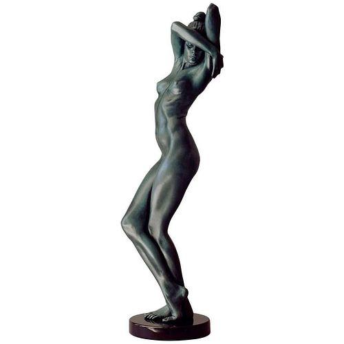 "Tanya Ragir ""Danielle"" Bronze Sculpture, Edition of 9"