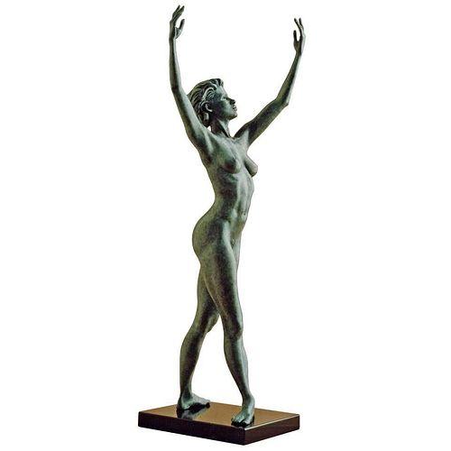 "Tanya Ragir ""Pallas 2"" Bronze Sculpture, Edition of 9"