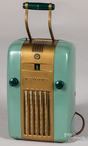 Westinghouse refrigerator radio premium
