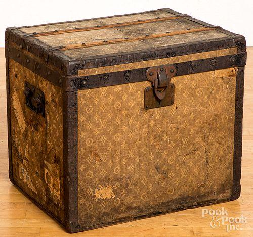 Vintage Louis Vuitton trunk