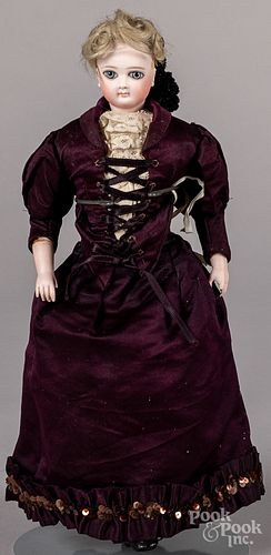 French Jumeau fashion doll